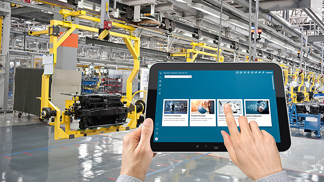 Opcenter Manufacturing Execution System